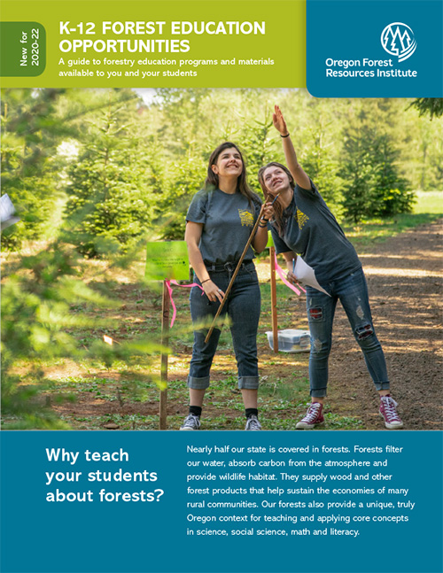 K-12 Forest Education Opportunities