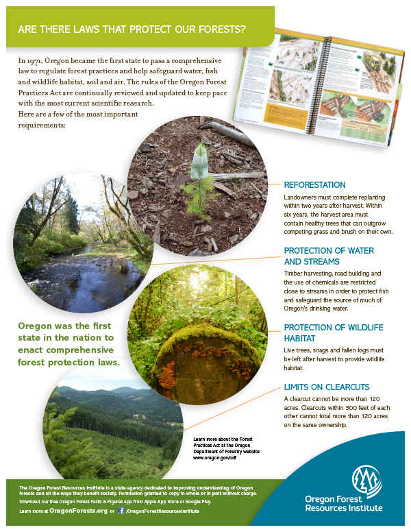 Forest Fact Sheet-Protection Laws